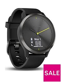 garmin-vivomove-hr-hybrid-smartwatch-large-black