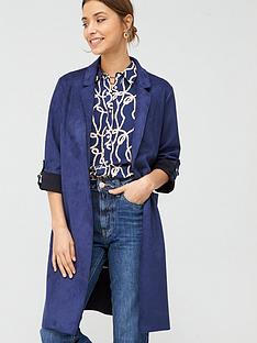 v-by-very-suedette-chuck-on-coat-navy