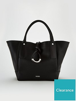 hugo-lexington-tote-black