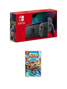 nintendo-switch-nintendo-switch-grey-console-improved-battery-with-crash-team-racing-nitro-fueled