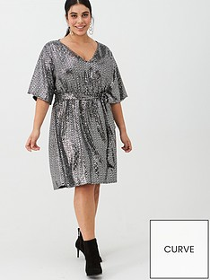 v-by-very-curve-sequin-jersey-dress-silver