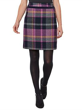 joe-browns-spirited-check-skirt-multi
