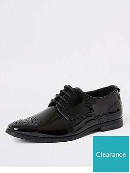 river-island-patent-point-shoe-black