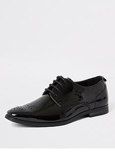 river-island-patent-point-shoe