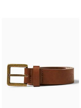 topman-faux-leather-belt