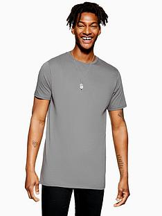 topman-short-sleeve-crew-neck-t-shirt-grey
