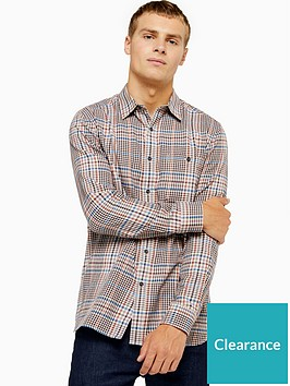topman-topman-checked-shirt-multinbsp