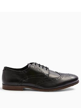 topman-topman-ollie-leather-brogue-shoe
