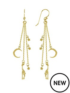 sara-miller-sara-miller-18ct-gold-plated-giraffes-in-the-night-drop-earrings