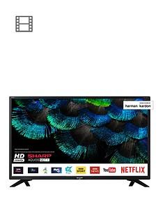 sharp-sharp-32bc4k-32-inch-hd-ready-smart-tv-with-saorview