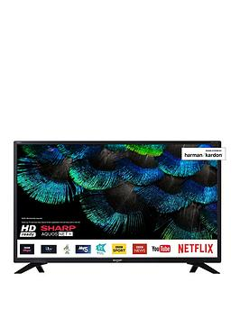 sharp-sharp-32bc4k-32-inch-hd-ready-smart-tv-with-soarview