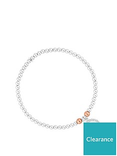 simply-silver-simply-silver-2-tone-bead-cubic-zirconia-tree-of-life-stretch-bracelet