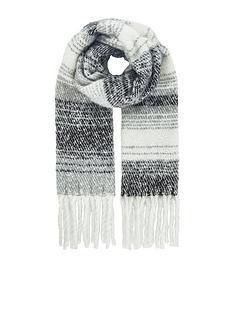 accessorize-misty-super-fluffy-scarf-mono
