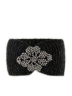 accessorize-jewelled-bandonbsp--black
