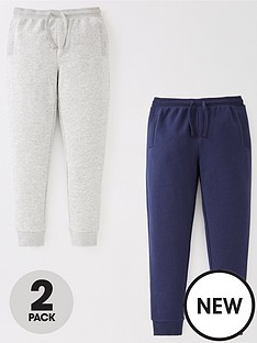 v-by-very-boys-essential-2-pack-skinny-joggers-navygrey-marl