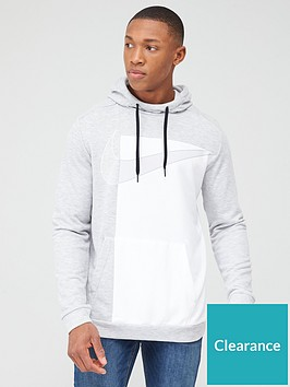 nike-dry-contrast-block-pullover-hoodie-greywhite