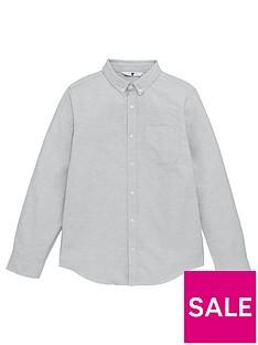v-by-very-boys-oxford-shirt-grey