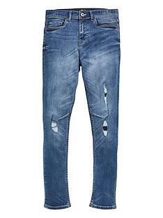v-by-very-boys-patch-rip-skinny-jeans-blue