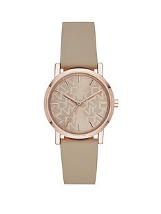dkny-dkny-grey-logo-and-rose-gold-detail-dial-grey-strap-ladies-watch