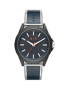 armani-exchange-exchange-blue-and-orange-detail-dial-blue-silicone-and-stainless-steel-strap-mens-watch
