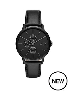 armani-exchange-armani-exchange-black-multi-dial-black-leather-strap-mens-watch
