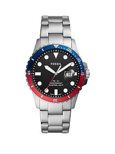 fossil-fossil-black-date-dail-with-red-blue-bezel-and-stainless-steel-bracelet-mens-watch