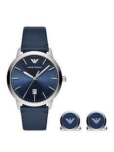 emporio-armani-emporio-armani-blue-sunray-date-dial-blue-leather-strap-mens-watch-and-matching-cufflinks-gift-set