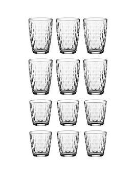 ravenhead-essentials-jewel-tumbler-glasses-ndash-set-of-12