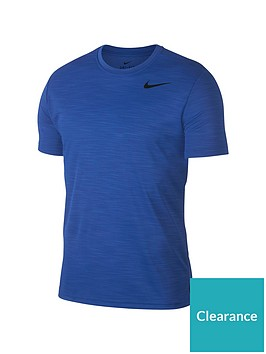 nike-dry-superset-short-sleeve-t-shirt-royal