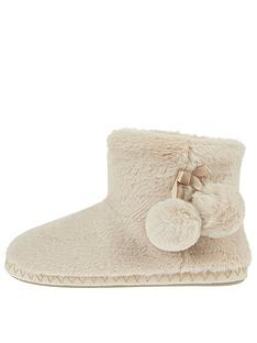 accessorize-supersoft-boot-slipper