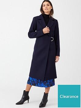 ted-baker-dezpina-d-ring-long-wrap-coat-dark-blue