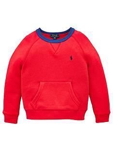 ralph-lauren-boys-classic-crew-sweatshirt-red