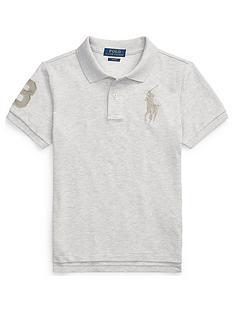 ralph-lauren-boys-classic-short-sleeve-big-pony-polo-top-grey