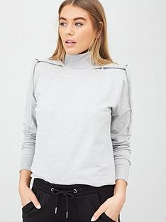 v-by-very-funnel-neck-hoodie-grey-marl