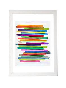 east-end-prints-colourful-stripes-by-mareike-boehmer-a3