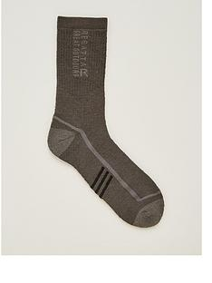regatta-3-season-trek-amp-trail-socks-iron