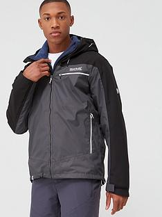regatta-highton-stretch-jacket-black