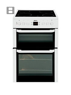 beko-bdvc667w-60cmnbspwide-electric-cooker-white