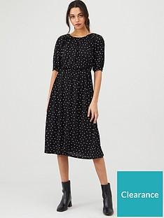 v-by-very-elasicated-waist-dress