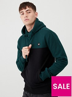 superdry-collective-colour-block-hoodie-greenblack