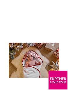 clair-de-lune-winter-snowflake-hooded-towel