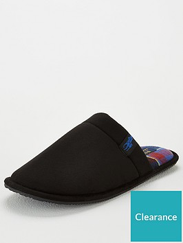 polo-ralph-lauren-summit-scuff-slippers-black