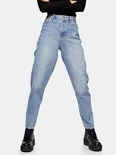 topshop-topshop-30-twist-seam-mom-jeans-blue