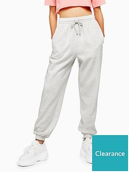 topshop-bertie-joggers-grey