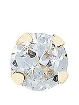 love-diamond-9-carat-yellow-gold-diamond-nose-stud
