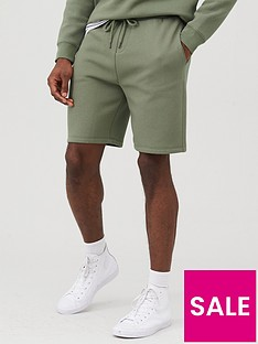 v-by-very-jog-shorts-light-green