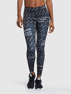 reebok-workout-ready-all-over-print-tight-black