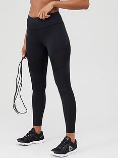 reebok-workout-ready-mesh-tight-blacknbsp