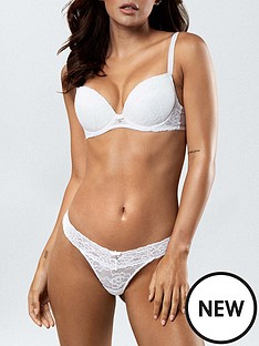 ann-summers-sexy-lace-plunge-bra-white