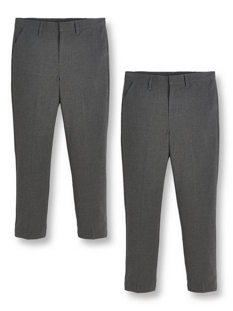 v-by-very-boys-2-packnbspskinny-fit-school-trousers-grey